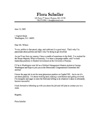 Example Cover Leter Cover Letters For Employment Best Cover Letter
