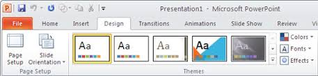Design For Powerpoint 2013 Saving Themes In Word Excel And Powerpoint 2010 For Windows