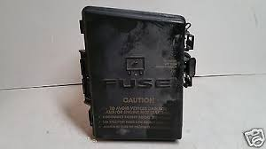 2005 2006 chrysler pacifica 3 5l tipm fuse box block relay panel 2005 2006 chrysler pacifica 3 5l tipm fuse box block relay panel used oem 597