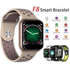 Đồng hồ thông minh F8 IP67 theo dõi sức khoẻ