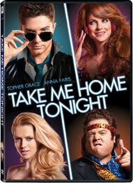 Take Me Home Tonight 2011 BluRay 720p 780MB Dual Audio ( Hindi – English ) ESubs MKV