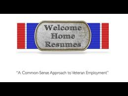 Welcome Home Resumes Presentation