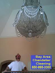 chandelier cleaning bay area