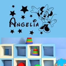 <b>YOYOYU</b> Mickey Minnie Mouse Custom Name <b>Kids Boys</b> Girls ...