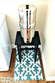 Berkey Water Filter Stand Clenbig Berkey Water Filter Stand Owiczart