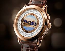Repeater Time 5531r The Minute World Patek Philippe Ref