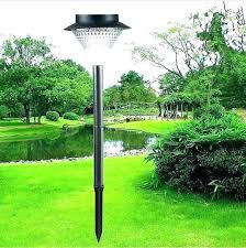 bright solar patio string lights landscape lighting yard s outdoor garden light l