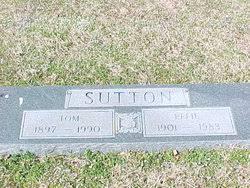 Effie Henry Sutton (1901-1983) - Find A Grave Memorial