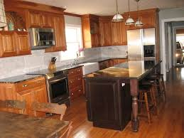 Cherry Shaker Kitchen Cabinets Kitchen Natural Cherry Shaker Kitchen Cabinets Andifurniture