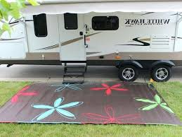 home design captivating outdoor rv rugs in good and image of camper 14 outdoor rv