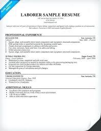 Resume Job Description Impressive Construction Estimator Job Description Resume Jobs Resumes Laborer