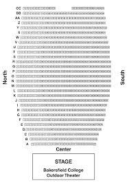 Seating Chart Bc World Records