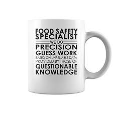 Food Safety Specialist Amazon Com Food Safety Specialist Precision Guess Work Job