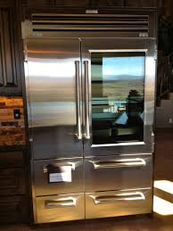 see through refrigerator. Extraordinary See Thru Refrigerator Orchard City Kitchen Through R