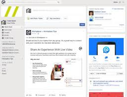 Workplace By Facebook Intranet Compass Intranet Compass