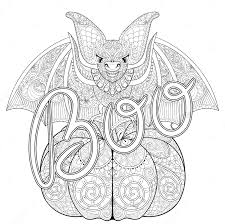 30 Halloween Coloring Page Printables To