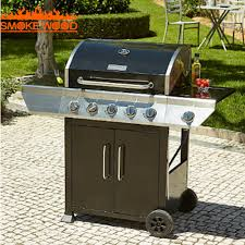 Barbecue Design For Garden 5 Burner Balcony Steel Designs Garden Outdoor Gas Bbq Grill Buy Balcony Steel Grill Designs Bbq Grill Gas Bbq Grill Product On Alibaba Com