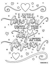Sponge bob i love you valentine day coloring pages printable. 4 Free Adult Coloring Pages For Valentine S Day That Will Bring Out Your Inner Child