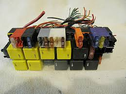 00 06 mercedes w220 s500 cl600 front left sam relay fuse box 2003 mercedes benz s430 fuse box a 0325458232