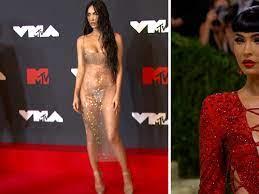 Bei VMAs und Met-Gala: Megan Fox zieht ...
