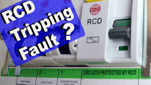Rcd Tripping When Lights Turned On Rcd Tripping How To Restore Power