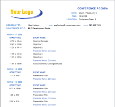 Agenda For Meeting Template Free Meeting Agenda Templates Smartsheet 1