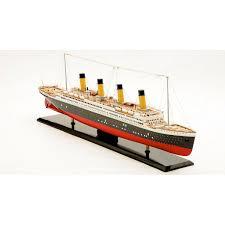 rms titanic ship model superior range