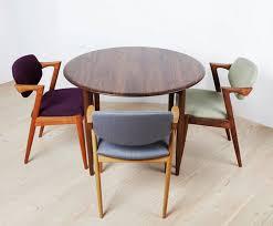 scandinavian design dining table oak walnut teak universe