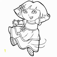 Dora The Explorer Coloring Pages Pdf Drawing Pages Zabelyesayancom