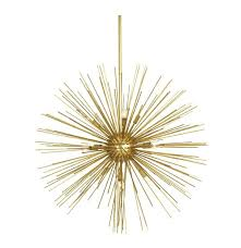 gold sputnik chandelier. Gold Sputnik Chandelier Intended For Contemporary Property Large Decor . T