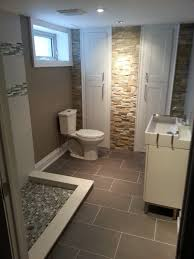 wall covered with natural stone veneer