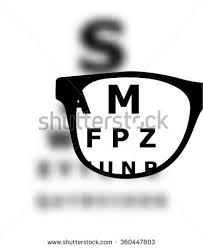 Blurry Eye Test Chart Pin On Page Design
