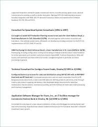 Sample Resume Management Position Adorable Resume For Management Position Unique Resume Sample Project Manager