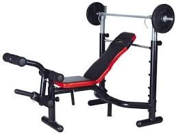 Game Dumbell Pro Exercise Bench With Sit Up AttachmentEverlast Bench Press