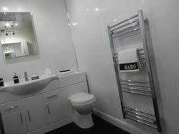 10 white sparkle diamond effect pvc bathroom cladding shower wall panels co uk diy tools