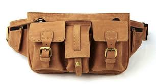 leather pack for men
