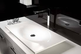 Minosa Scoop Bathroom Basin By Minosa Made With Corian The Corian Bathroom Sink Styles