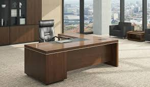 Office Table Design Awesome Premium Office Tables Online Various Designs Sizes Bossescabin