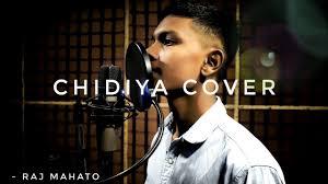 Chidiya cover by Raj mahato || Vilen || Dark music company Chords - Chordify