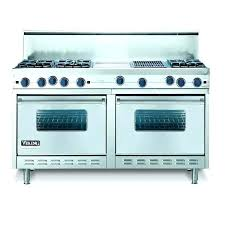 gas cooktop viking. Viking Gas Range Professional Series From Pertaining To Dual Cooktop .