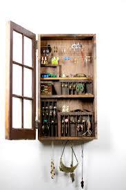 Diy Jewelry Cabinet Jewelry Organizer Jewelry Display Jewelry Storage Jewelry