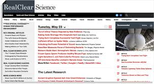 Website Article Top 10 Science Websites To Follow
