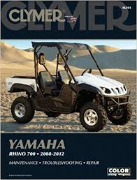 yamaha rhino 700 2008 2012 clymer color wiring diagrams penton yamaha rhino 700 2008 2012 clymer color wiring diagrams penton staff 9781599695419 amazon com books