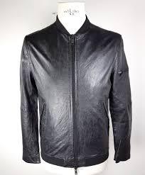 superdry leather er nyc nyc washed leather er color black collection s mens black superdry