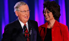 Mitch McConnell And Elaine Chao Are ...