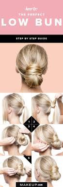 Hair Style Low Bun best 25 low bun tutorials ideas low hair buns 8495 by wearticles.com