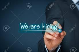 headhunter recruiter write and underline text we are hiring headhunter recruiter write and underline text we are hiring human resources hr