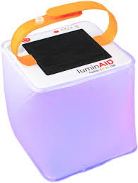 Luminaid Solar Inflatable Lanterns Great For Camping Hurricane Emergency Kits And Travel As Seen On Shark Tank