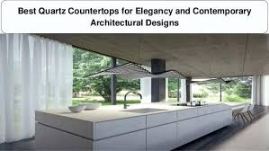 best quartz countertops brands for and contemporary architectural designs