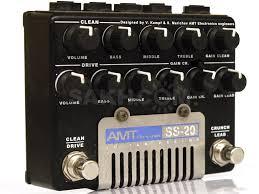 Преамп AMT <b>SS</b>-20 - 6000 руб. <b>Музыкальные инструменты</b> ...